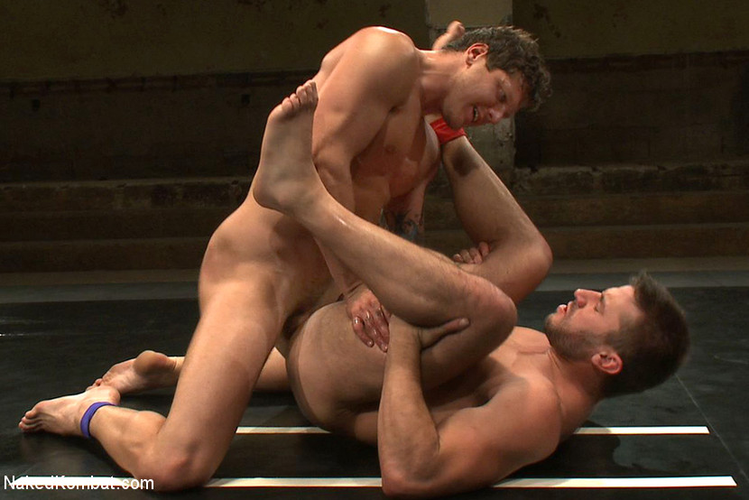 Muscle cock wrestling stories