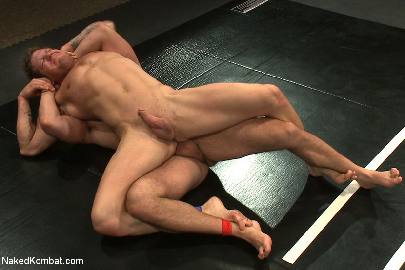 Gay wrestle video