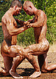 naked gay wrestling